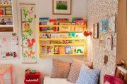 Фото 12 Шкафы для игрушек в детскую комнату: 90 ярких и практичных решений для вашего малыша