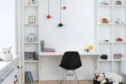 Фото 14 Шкафы для игрушек в детскую комнату: 90 ярких и практичных решений для вашего малыша