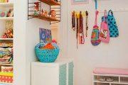Фото 4 Шкафы для игрушек в детскую комнату: 90 ярких и практичных решений для вашего малыша