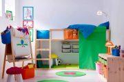 Фото 25 Шкафы для игрушек в детскую комнату: 90 ярких и практичных решений для вашего малыша