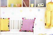 Фото 26 Шкафы для игрушек в детскую комнату: 90 ярких и практичных решений для вашего малыша