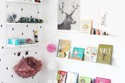 Фото 32 Шкафы для игрушек в детскую комнату: 90 ярких и практичных решений для вашего малыша