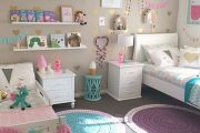 Фото 39 Шкафы для игрушек в детскую комнату: 90 ярких и практичных решений для вашего малыша