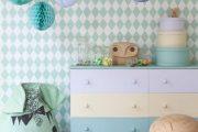 Фото 41 Шкафы для игрушек в детскую комнату: 90 ярких и практичных решений для вашего малыша