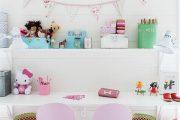 Фото 6 Шкафы для игрушек в детскую комнату: 90 ярких и практичных решений для вашего малыша