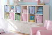 Фото 50 Шкафы для игрушек в детскую комнату: 90 ярких и практичных решений для вашего малыша