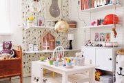 Фото 52 Шкафы для игрушек в детскую комнату: 90 ярких и практичных решений для вашего малыша
