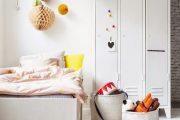 Фото 7 Шкафы для игрушек в детскую комнату: 90 ярких и практичных решений для вашего малыша