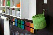 Фото 53 Шкафы для игрушек в детскую комнату: 90 ярких и практичных решений для вашего малыша