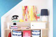 Фото 54 Шкафы для игрушек в детскую комнату: 90 ярких и практичных решений для вашего малыша
