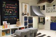 Фото 61 Шкафы для игрушек в детскую комнату: 90 ярких и практичных решений для вашего малыша