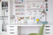 Фото 62 Шкафы для игрушек в детскую комнату: 90 ярких и практичных решений для вашего малыша