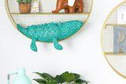 Фото 69 Шкафы для игрушек в детскую комнату: 90 ярких и практичных решений для вашего малыша