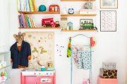 Фото 10 Шкафы для игрушек в детскую комнату: 90 ярких и практичных решений для вашего малыша