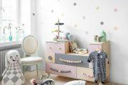 Фото 72 Шкафы для игрушек в детскую комнату: 90 ярких и практичных решений для вашего малыша