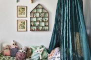 Фото 76 Шкафы для игрушек в детскую комнату: 90 ярких и практичных решений для вашего малыша