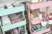 Фото 77 Шкафы для игрушек в детскую комнату: 90 ярких и практичных решений для вашего малыша