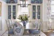 Фото 36 Синие кухни (100 идей): создаем современный и аристократичный интерьер в холодной цветовой гамме