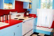 Фото 38 Синие кухни (100 идей): создаем современный и аристократичный интерьер в холодной цветовой гамме