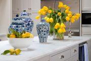 Фото 39 Синие кухни: создаем современный и аристократичный интерьер в холодной цветовой гамме