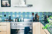 Фото 4 Синие кухни (100 идей): создаем современный и аристократичный интерьер в холодной цветовой гамме