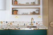 Фото 16 Синие кухни (100 идей): создаем современный и аристократичный интерьер в холодной цветовой гамме