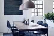 Фото 19 Синие кухни (100 идей): создаем современный и аристократичный интерьер в холодной цветовой гамме