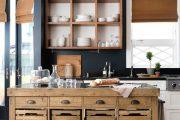 Фото 23 Синие кухни (100 идей): создаем современный и аристократичный интерьер в холодной цветовой гамме