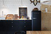 Фото 27 Синие кухни (100 идей): создаем современный и аристократичный интерьер в холодной цветовой гамме