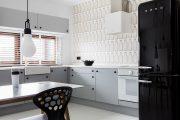 Фото 31 Синие кухни (100 идей): создаем современный и аристократичный интерьер в холодной цветовой гамме