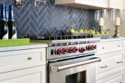 Фото 33 Синие кухни (100 идей): создаем современный и аристократичный интерьер в холодной цветовой гамме
