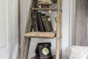 Фото 13 Старые доски в интерьере: выразительное окружение с винтажным характером