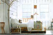 Фото 12 Старые доски в интерьере: выразительное окружение с винтажным характером