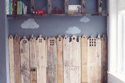 Фото 9 Старые доски в интерьере: выразительное окружение с винтажным характером