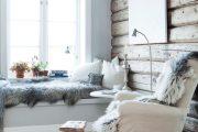 Фото 19 Старые доски в интерьере: выразительное окружение с винтажным характером