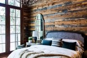 Фото 4 Старые доски в интерьере (100 фото): выразительное окружение с винтажным характером