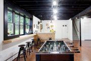 Фото 1 Черный потолок в квартире: 80 нестандартных и стильных реализаций