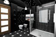 Фото 2 Черный потолок в квартире: 80 нестандартных и стильных реализаций