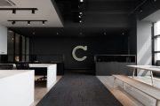 Фото 15 Черный потолок в квартире: 80 нестандартных и стильных реализаций