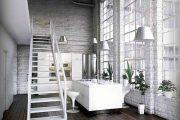 Фото 17 Черный потолок в квартире: 80 нестандартных и стильных реализаций