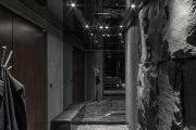 Фото 24 Черный потолок в квартире: 80 нестандартных и стильных реализаций