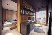 Фото 27 Черный потолок в квартире: 80 нестандартных и стильных реализаций