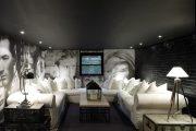 Фото 32 Черный потолок в квартире: 80 нестандартных и стильных реализаций
