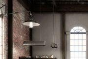 Фото 37 Черный потолок в квартире: 80 нестандартных и стильных реализаций