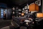 Фото 43 Черный потолок в квартире: 80 нестандартных и стильных реализаций