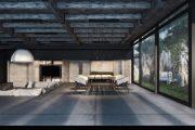 Фото 47 Черный потолок в квартире: 80 нестандартных и стильных реализаций