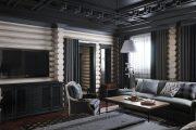 Фото 48 Черный потолок в квартире: 80 нестандартных и стильных реализаций
