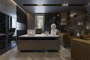 Фото 49 Черный потолок в квартире: 80 нестандартных и стильных реализаций