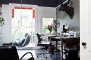Фото 50 Черный потолок в квартире: 80 нестандартных и стильных реализаций