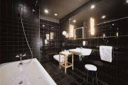 Фото 53 Черный потолок в квартире: 80 нестандартных и стильных реализаций